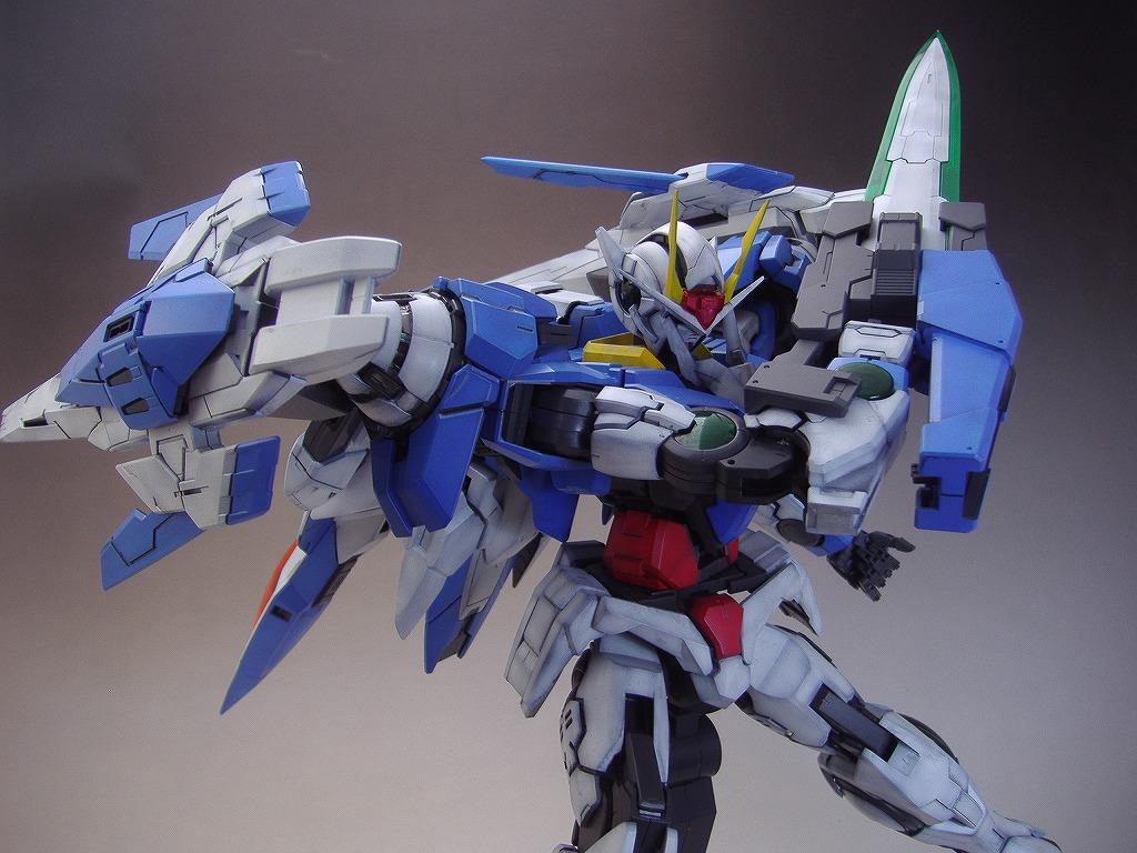 Bandai Perfect Grade PG 00 Raiser GN 0000 GNR 010 Gundam ...
