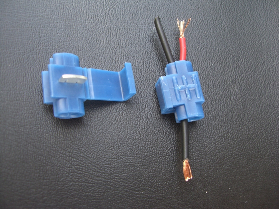 Posi-tap Wire Connector